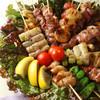 串焼きすぎうら - 料理写真:串焼き