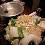 木村屋本店 - 野菜盛り合わせ