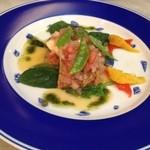 ちびムージャン - 本日のお魚料理