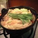 えり瀬 - 塩ちゃんこ鍋