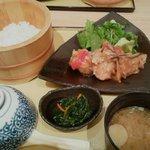 31737590 - 鶏の野菜あんかけ定食