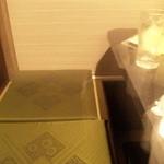 全席個室居酒屋 若の台所~こだわり野菜~ - 掘り式座卓