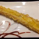 丸亀製麺 - ちくわ天 110円