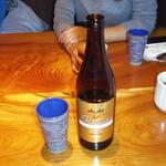 Uozaru - 瓶ビール(中)
