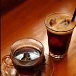 雪ノ下 - アイスコーヒー、カフェオレ