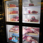 焼肉とワイン 醍醐 - 冷蔵庫