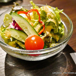 焼肉とワイン 醍醐 - DAIGOサラダ