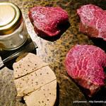 焼肉とワイン 醍醐 - ロッシーニセット