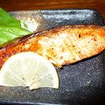 健康美食 健美 - 鮭のやきもの