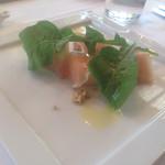 アコール - 梨と生ハムのサラダ