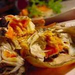 中国薬膳料理 星福 - 上海蟹