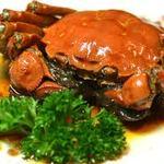 中国薬膳料理 星福 - 上海蟹 姿