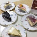 31752158 - ケーキたち