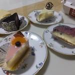 洋菓子のイチリキ - ケーキたち