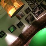 タブレスカフェ - おしゃれな内装