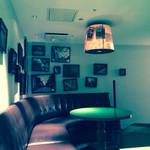 タブレスカフェ - 喫煙ルーム