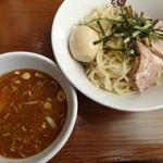 玉五郎 - 特製つけ麺(並)