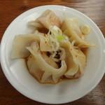 玉五郎 - 水餃子