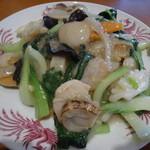 味楽菜館 - 海鮮焼きそば