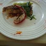 アマルフィイ ノベッロ - 真鯛と海老、鎌倉野菜