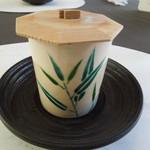 神宗 鎌倉店 - 梅茶碗蒸し