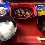 十七番 - 料理写真:うなぎ定食(上) ¥1300