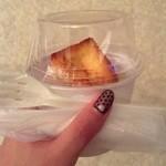 カフェ・マスミヤ - フレンチトーストは食べきれなければテイクアウト出来ます