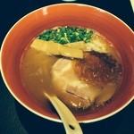 MEN-EIJI HIRAGISHI BASE - 豚骨魚介醤油