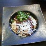 らーめん工房 貫 - ジャージャー麺