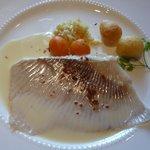 キャノン - レザン:本日魚河岸からのおまかせ鮮魚料理(エイ)
