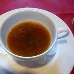 キャノン - レザン:キャノン特製スープ(オニオン)