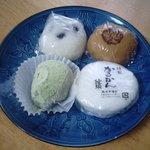 集栄堂菓子舗 - 料理写真: