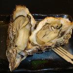 牡蠣屋 - 焼牡蠣