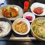 くいしんぼ - 料理写真:日替わり定食 700円