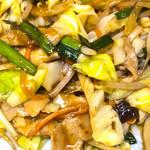 風味亭 - 肉野菜炒め