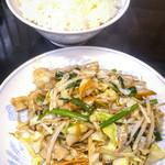 風味亭 - 肉野菜定食