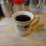 ぺろり - コーヒー