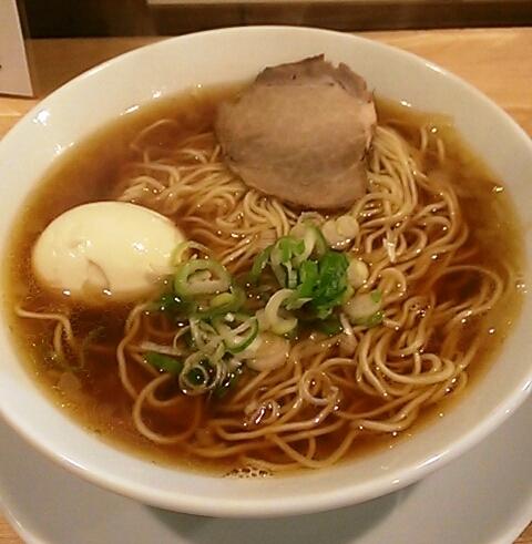 無化調鶏白湯ラーメン 麺舗 作一