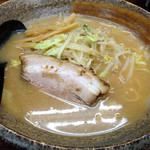 みそまる麺次郎 - 料理写真:柴田玄米味噌らーめん