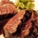 ミエルジャルダン - 料理写真:和牛赤身肉のグリエ(低糖質)