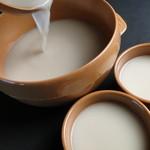 韓国家庭料理 済州 - ◇マッコリ◇まろやかな飲み口で女性に人気!