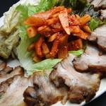 韓国家庭料理 済州 - ◇ポッサムキムチ◇