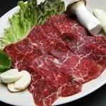 韓国家庭料理 済州 - ◇カルビ◇柔らかい牛肩ばら肉。