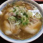 31782678 - ( ̄Д ̄)ノ醤油チャーシュー麺