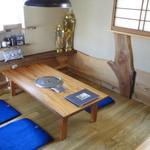 韓国家庭料理 済州 - 座敷席は仕切りがございますので、個室のようにご利用いただけます。