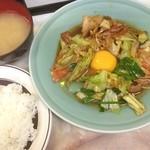 洋庖丁 - スタミナ焼きランチ