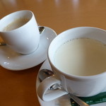 31787676 - キープ農場有機ジャージー牛乳(ホット)
