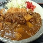 湯の華銭湯 瑞祥 - カツカレー