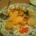 南平飯店 - 料理写真:海鮮塩炒め