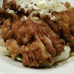 中華料理 明和酒家 - 油淋鶏のホロ酔いセット